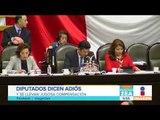 Diputados mexicanos dicen adiós y se llevan una jugosa compensación   Noticias con Francisco Zea