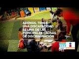 Inclusión social de personas con discapacidad en México | Noticias con Francisco Zea