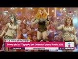 'La Tigresa del Oriente' lanza canción para el Mundial Rusia 2018 | Noticias con Yuriria Sierra