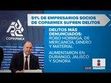 Los peligros de ser empresario en México | Noticias con Ciro