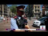 A un año del atentado en las ramblas de Barcelona | Noticias con Yuriria Sierra