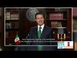 Enrique Peña Nieto felicita a AMLO por ganar la elección presidencial | Noticias con Francisco Zea