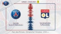 Paris Saint-Germain-Olympique Lyonnais : Teaser