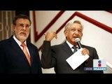 López Obrador presentará iniciativas de ley para combatir corrupción   Noticias con Ciro