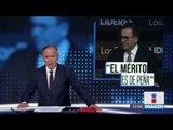 Reconocen el trabajo de Ildefonso Guajardo en negociación del TLCAN | Noticias con Ciro