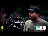Expulsan a un líder de las autodefensas en Michoacán   Noticias con Francisco Zea