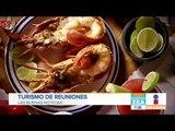 México se convierte en ejemplo en turismo de reuniones para Latinoamérica | Noticias con Paco Zea