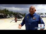 La policía ahora cuida la CDMX con helicópteros | Noticias con Ciro