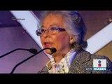 Olga Sánchez Cordero aclaró cómo se aplicará la #LeyDeAmnistía   Noticias con Ciro
