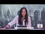 ¡Tormenta en Ciudad de México! Lluvias inundaron el sur de la ciudad | Noticias con Yuriria