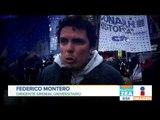 Protestan maestros de Argentina por bajos salarios | Noticias con Francisco Zea
