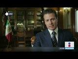 Enrique Peña Nieto señaló que ser presidente de México no ha sido fácil | Noticias con Ciro