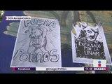 ¿Qué está pasando en el CCH Azcapotzalco ahorita? | Noticias con Yuriria Sierra