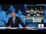 Morena aprueba acuerdo para pedir la suspensión de la evaluación docente | Noticias con Cir