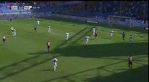 Genoa 1   -   0  Parma - Video 07/10/2018  Piatek K. (Lazovic D.), Genoa Super Amazing Goal 06 ' HD Full Screen ITALY: Serie A - Round 8 .