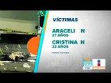 Balacera en Garibaldi ¿A quién mataron y quién los mató? | Noticias con Zea