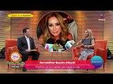 ¡Geraldine Bazán recibió piropos de Lupillo Rivera! | Sale el Sol