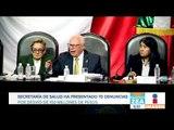 Secretaría de Salud ha presentado 70 denuncias por desvío de recursos | Noticias con Francisco Zea
