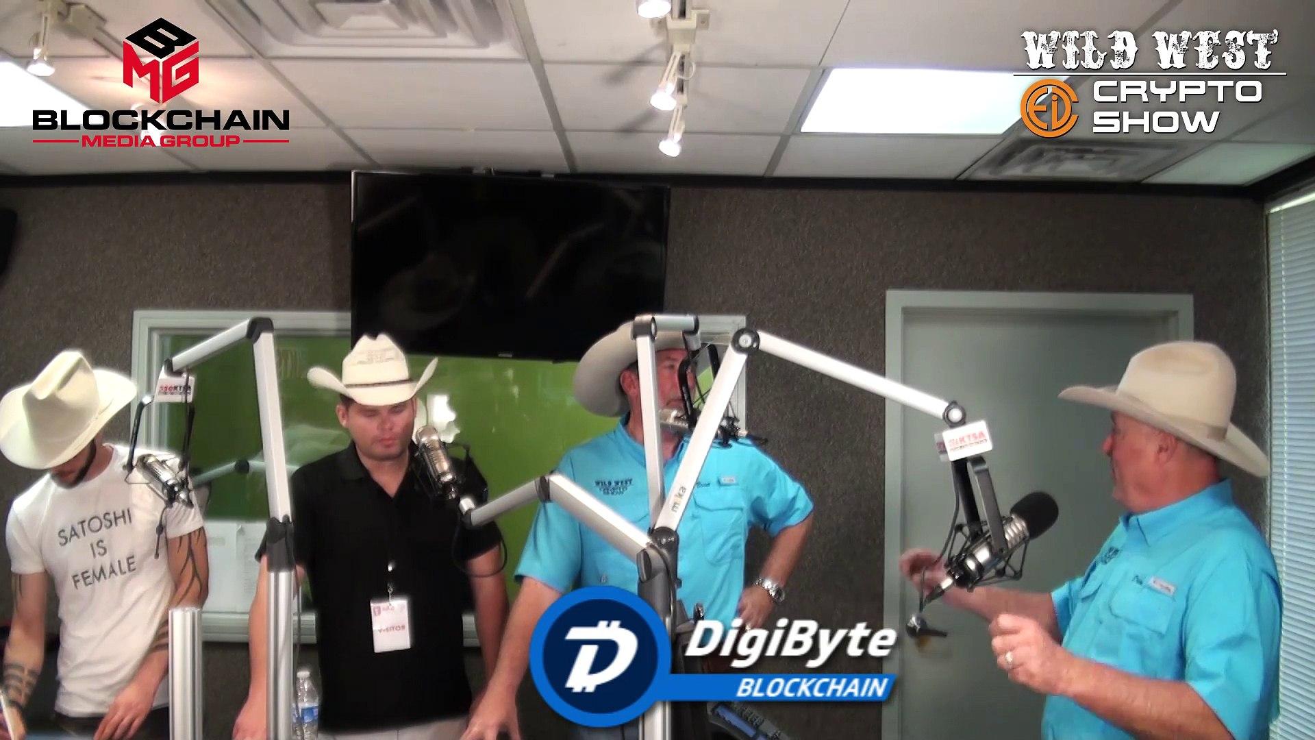 Wild West Crypto Show Episode #25 Crypto Dinosaurs – Hour 2