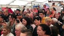 Alpes-de-Haute-Provence : Chantal Goya ravit ses fans à la foire de Sisteron