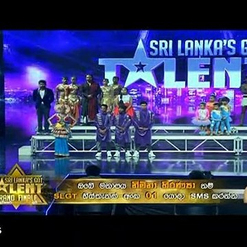 Sri Lanka's Got Talent: Road to Finale - Season 01 Episode 29 - 2018.09.29