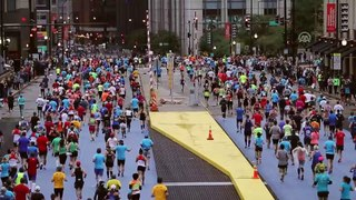 Chicago Maratonu koşuldu CHICAGO