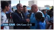 FANCAM : L'arbitrage vidéo et Mitroglou font beaucoup plus réagir les supporters que la victoire olympienne...