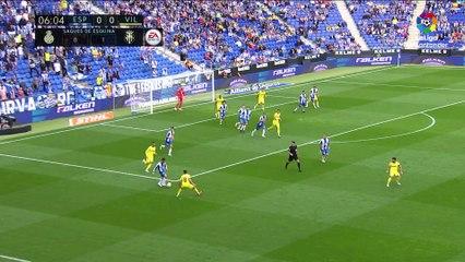 Espanyol 3-1 Villarreal: Vídeo, Resumen y Goles del Partido