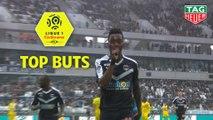 Top buts 9ème journée - Ligue 1 Conforama / 2018-19