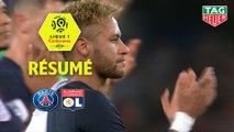 Paris Saint-Germain - Olympique Lyonnais (5-0)  - Résumé - (PARIS-OL) / 2018-19
