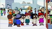 Faut Pas Rêver Saison 1 E 12 HD (Animation)