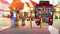 Scooby Doo : Mystères Associés S01 é05 La Chanson Du Mystère