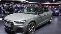 Audi A1 Sportback Preview at 2018 Paris Motor Show