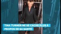 Tina Turner, son mari lui a sauvé la vie