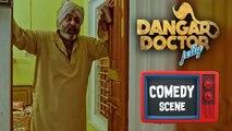 Dangar Doctor Jelly   Punjabi Movie   Comedy Scene   Hobby Dhaliwal, Ravinder Grewal, B N Sharma