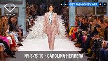 New York Fashion Week Spring/Summer 2019 - Carolina Herrera | FashionTV | FTV