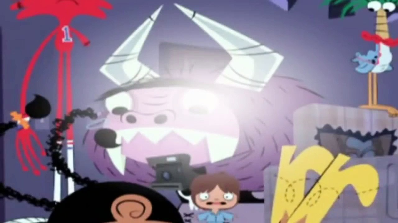 Popular Fosters Home for Imaginary Friends Screencaps