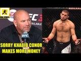 The UFC want to see Conor McGregor beat Khabib at UFC 229?,Ortega on Khabib,UFC 229 W-ins
