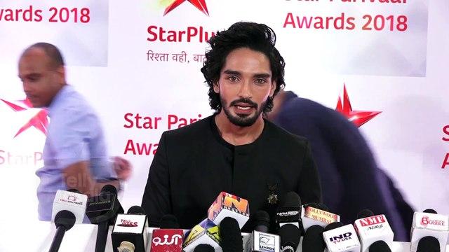 Harsh Rajput aka Ansh Rathod Super Excited For His DEBUT At Star Parivaar Awards 2018 | Nazar