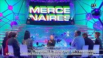 """Raquel Garrido dévoile son salaire pour l'émission """"Les Terriens du dimanche"""" de Thierry Ardisson sur C8 - VIDEO"""