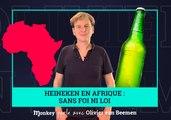 Heineken : la pompe Afrique