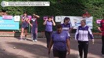 Secondes parties de poules, Super 16 féminin, Challenge des Trois Clochers, Saint-Jean le Centenier 2018