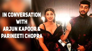 Namaste England | In Conversation with Arjun Kapoor & Parineeti Chopra |