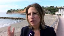 Maud Fontenoy alerte sur toutes les pollutions rejettées dans la mer.