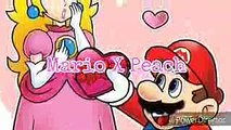 ❤Mario X Peach ~ Everytime we touch❤