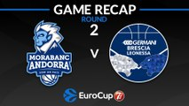 Highlights: MoraBanc Andorra - Germani Brescia Leonessa