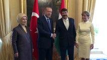 Cumhurbaşkanı Erdoğan, Macaristan Cumhurbaşkanı Ader ile görüştü - BUDAPEŞTE
