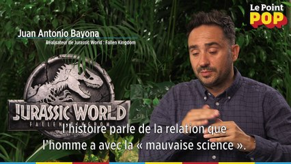 Rencontre avec Bryce Dallas Howard de Jurassic World : Fallen Kingdom