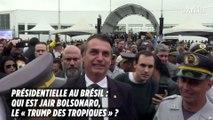 Présidentielle au Brésil : qui est Jair Bolsonaro ?