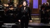 SNL Rewind: Awkwafina Hosts, Pete Davidson Blasts Kanye West, GOP Senators Satirized | THR News